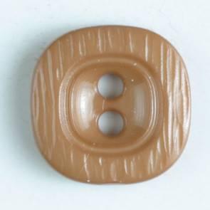 Kleiner Knopf - braun - 11 mm