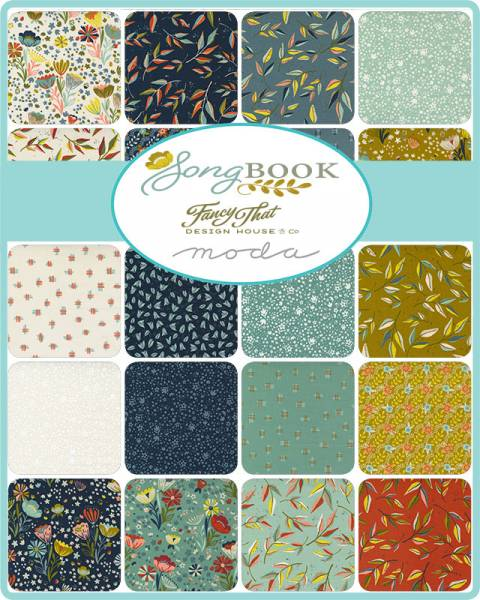 Charm Pack - Song Book - Fancy That