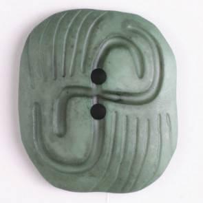 Großer Knopf - grün - 40 mm