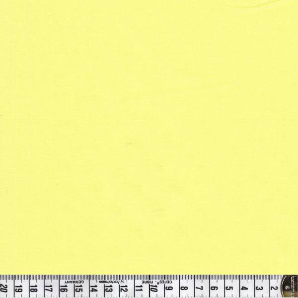 Spectrum Y72 - Gelb - Uni - Patchworkstoff