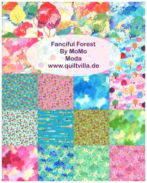 Charm Pack - Fanciful Forest