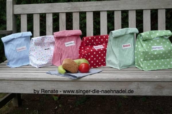 Anleitung - Lunchbag