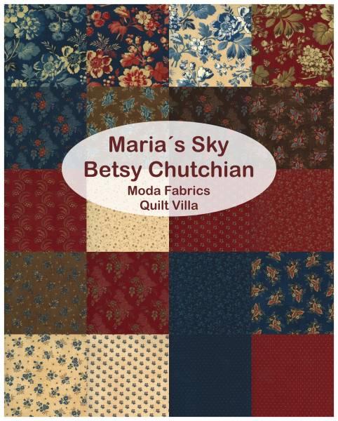 Charm Pack - Marias Sky - Betsy Chutchian