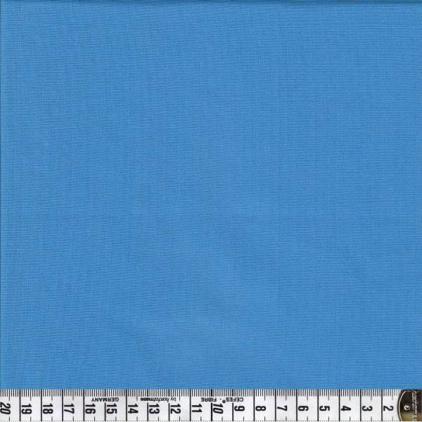 Spectrum B75 - Blau - Uni - Patchworkstoff