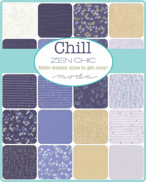 Charm Pack - Chill - Zen Chic