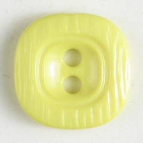 Kleiner Knopf - gelb - 11 mm