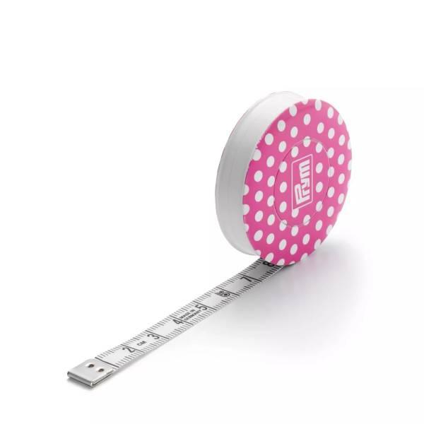Rollmaßband - Prym Love pink - 150 cm