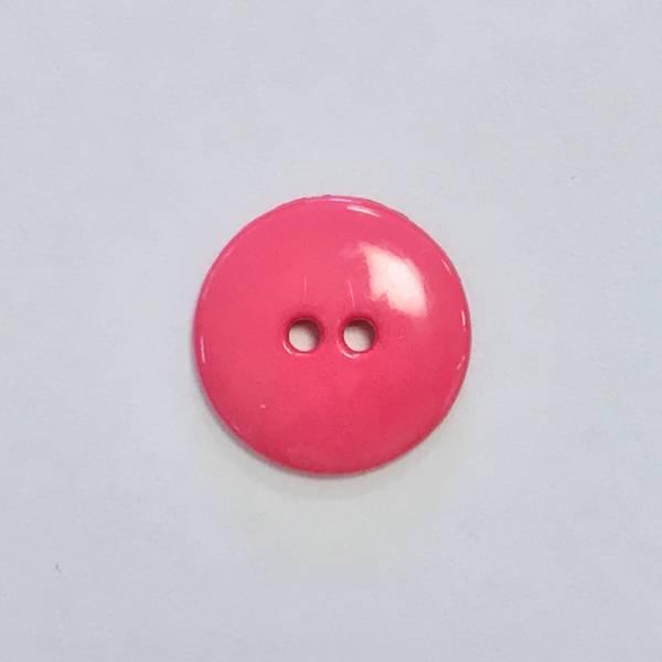 Modeknopf - pink - 18 mm