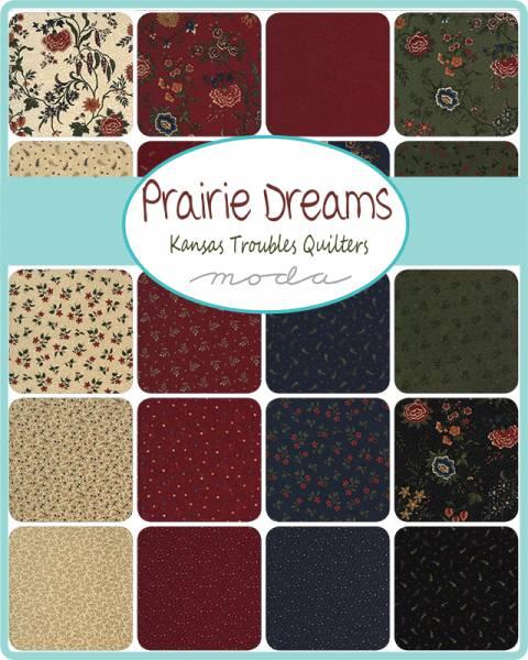 Charm Pack - Prairie Dreams