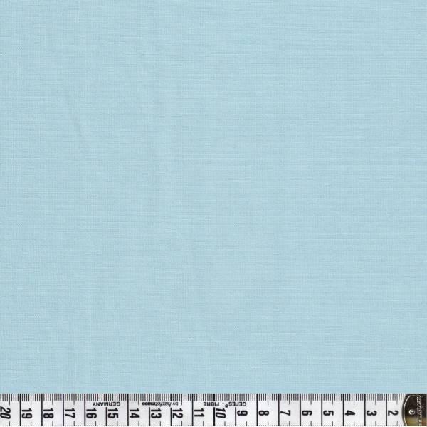 Spectrum B74 - Blau - Uni - Patchworkstoff