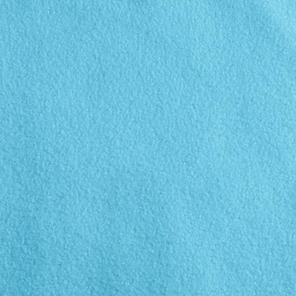 Fleece - Kuschelfleece - Hellblau