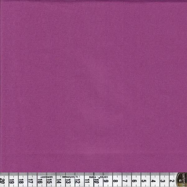 Spectrum P77 - Pink Lila - Uni - Patchworkstoff