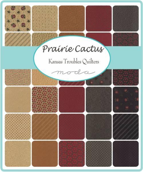 Charm Pack - Prairie Cactus