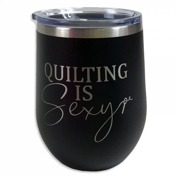 Becher - Quilting is sexy