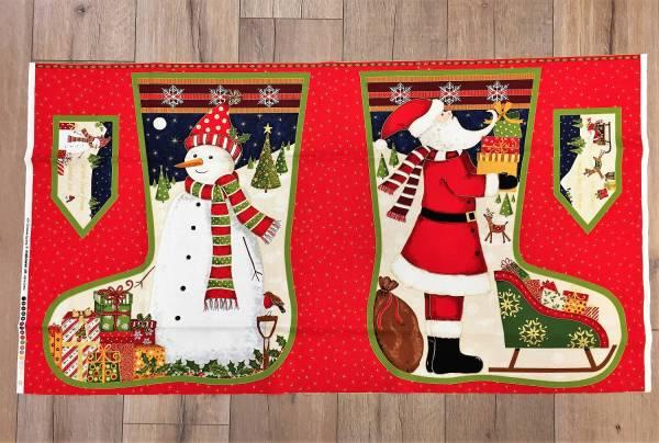 Weihnachtsstiefel - Panel