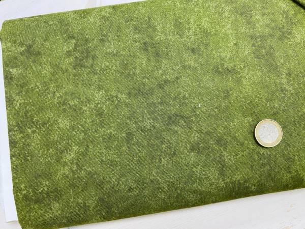 Spraytime - grün - Patchworkstoff