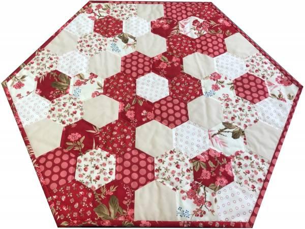 Materialpackung - Hexagon - Mitteldecke