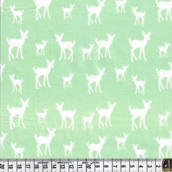 Organic - Bambi auf grün