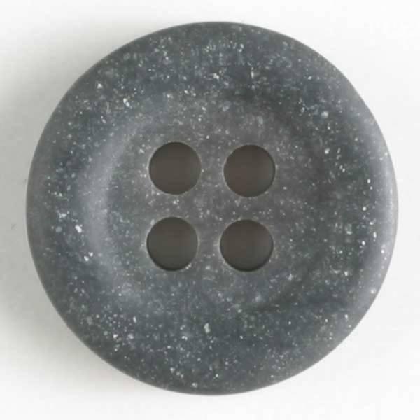 Modeknopf - grau - 25 mm