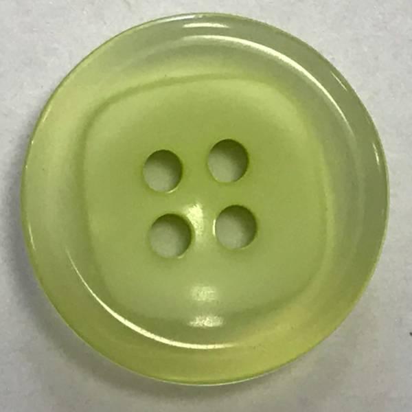 Knopf - grün - 19 mm