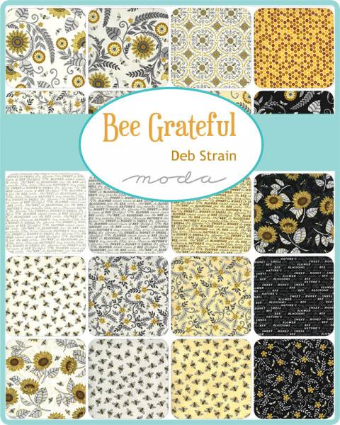 Charm Pack - Bee Grateful