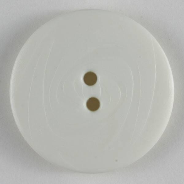 Modeknopf - weiß - 23 mm