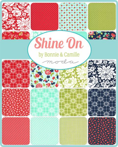 Charm Pack - Shine on