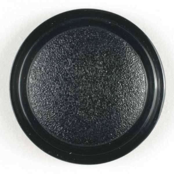 Modeknopf - schwarz - 18 mm
