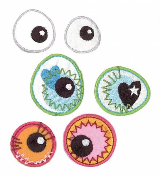 Augen - Applikation