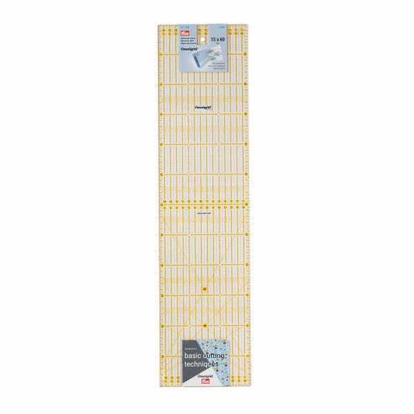 Universal-Lineal 15 x 60 cm - Patchwork Lineal