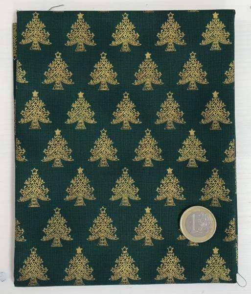 Amazing Stars - Stoffserie - Weihnachtsstoffe - Grün