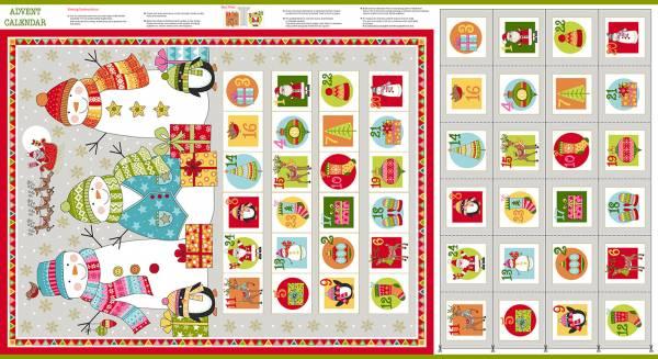 Festive - Adventskalender - Panel