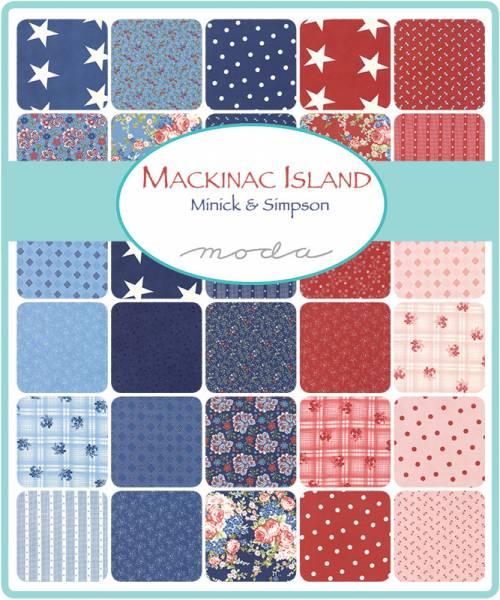 Charm Pack - Mackinac Island