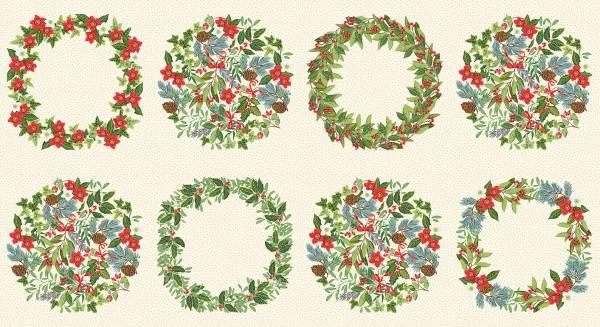 Yuletide Circles - Weihnachten
