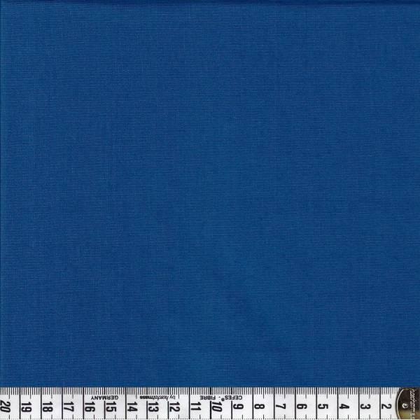 Spectrum B68 - Blau - Uni - Patchworkstoff
