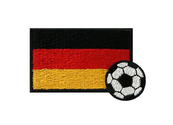 Fussball - Applikation - Patches