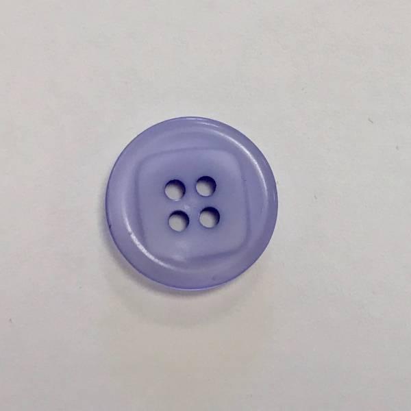 Modeknopf - lila - 19 mm