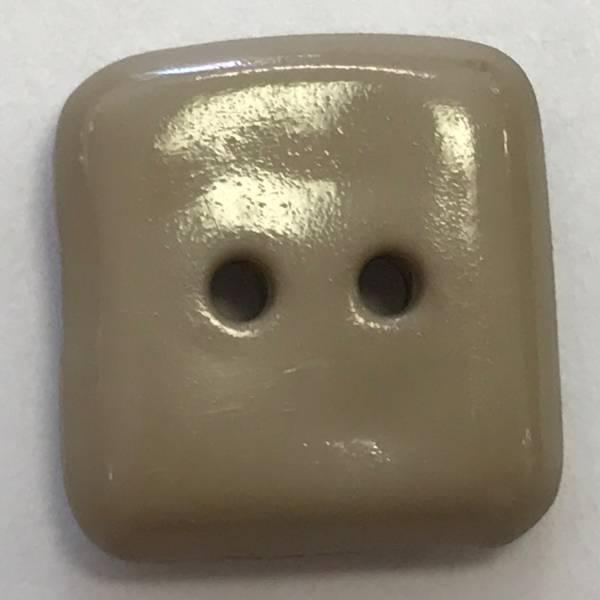 Modeknopf - beige - 20 mm