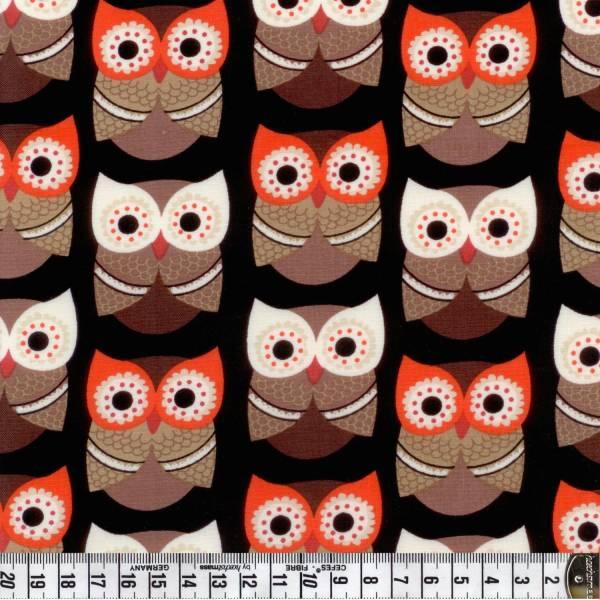 Eule - Owl - braun - Timeless
