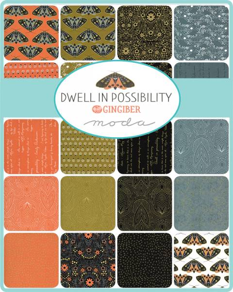 Charm Pack - Dwell in Possibility