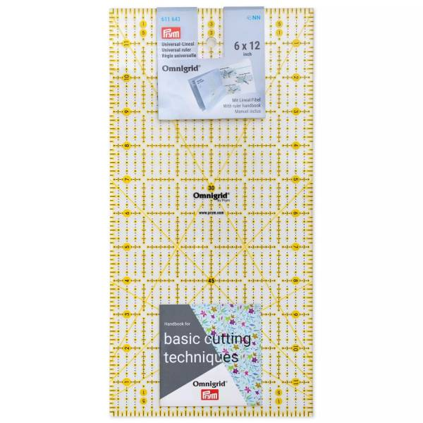 Patchwork Lineal 6 x 12 inch - Patchwork Lineal