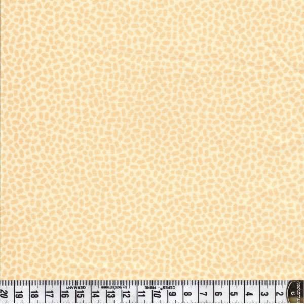Speckles - creme - Patchworkstoff