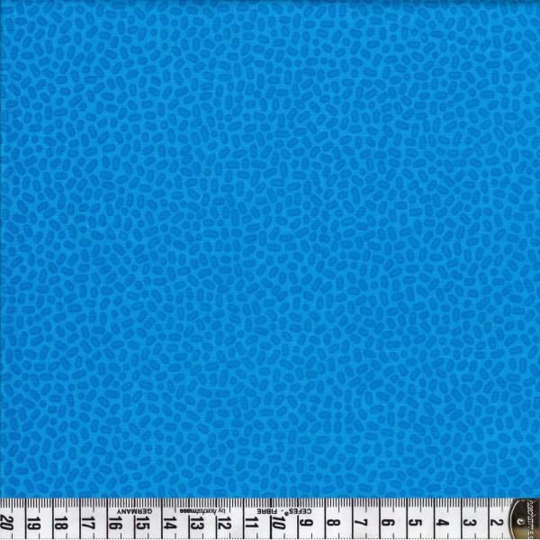 Speckles - hellblau - Patchworkstoff