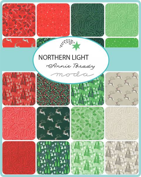 Charm Pack - Northern Light