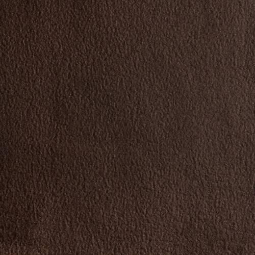 Fleece - Kuschelfleece - Dunkelbraun