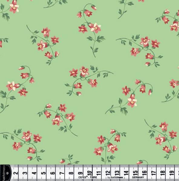 The Seamstress - Edyta Sitar - Blumen - grün