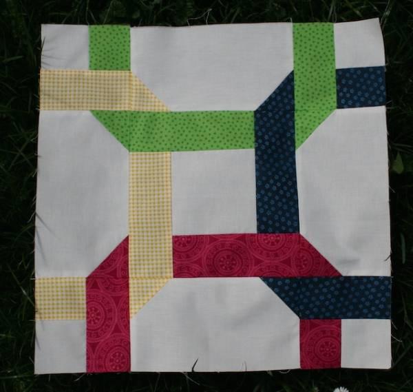 Anleitung - Celtic Twist - Block Nr. 9 - Nähanleitung