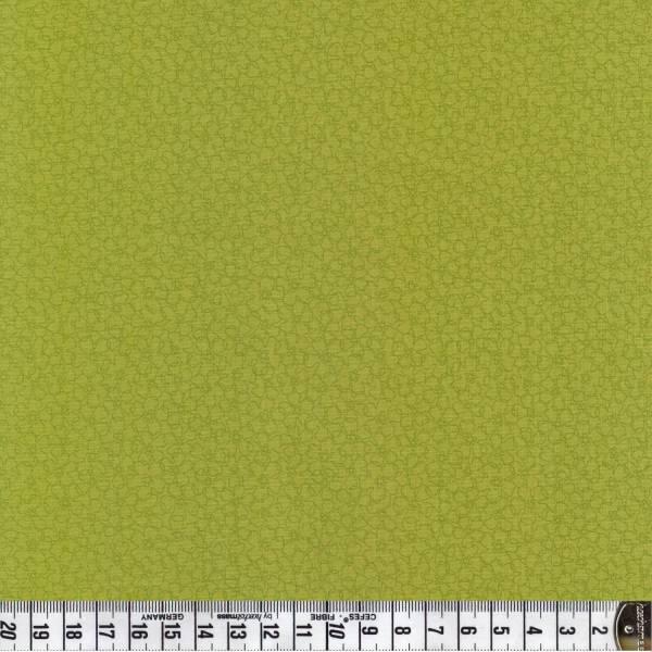 Blumen - Quilters Basic - grün