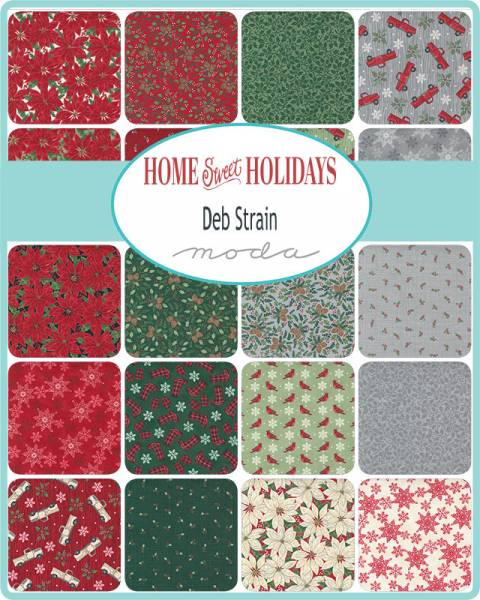 Charm Pack - Home Sweet Holidays