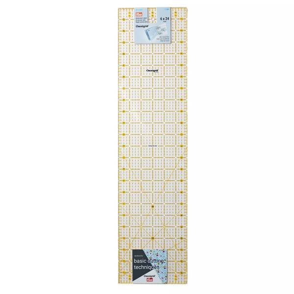 Universal-Lineal 6 x 24 inch - Patchworklineal
